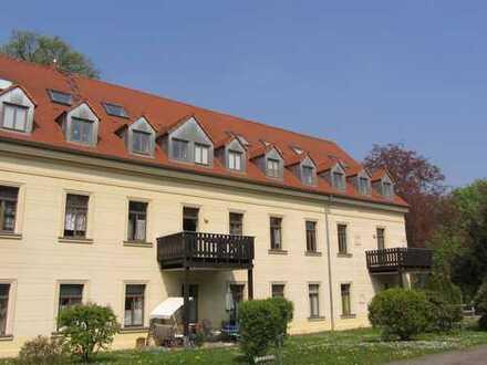 NEU! - 2-Raum-Erdgeschoss-Wohnung (WE 4) mit Terrasse im Heinrichshof - NEU!