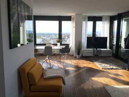 Über den Dächern von Frankfurt - SKY APPARTEMENT