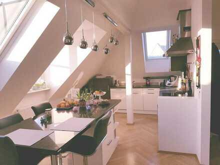 17qm Zimmer in 125qm Luxus-WG