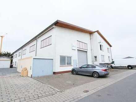 SCHWIND IMMOBILIEN - Produktions- und Lagergebäude inkl. Betriebswohnung in Riedstadt-Wolfskehlen