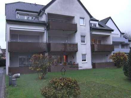 Gepflegte 1-Zimmer-Erdgeschosswohnung mit Balkon und Tiefgaragenstellplatz in Köln Porz Wahn