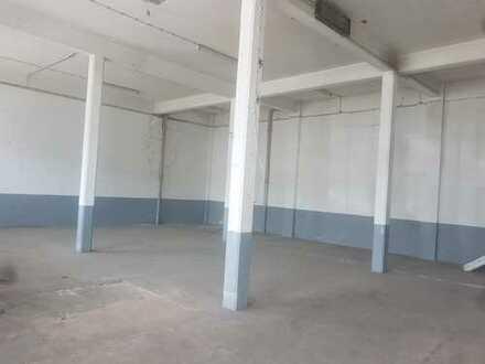 Lagerhallen 30 bis 280 m² ab 4,50 Euro/qm sowie Freiflächen ab 2,00 €/qm zu vermieten