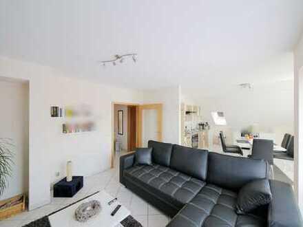 Gepflegte 2-Zimmer-Wohnung in zentraler Lage mit Balkon