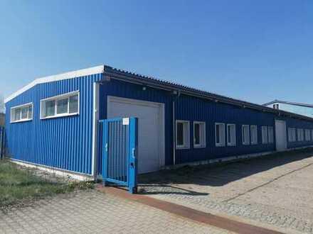 600 m² Produktionshalle Lagerhalle Gewerbehalle Industriehalle