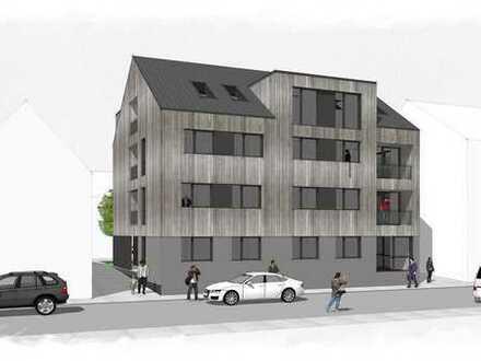 Erstbezug: ansprechende 2-Zimmer-Wohnung mit Einbauküche und Balkon in Auerbach