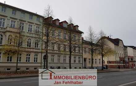 Große 1-Zimmer-Wohnung mit Einbauküche vor dem Zentrum Greifswalds