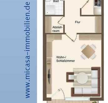 !! Sinnvolle Investition !! Gepflegte 1 Zimmer ETW - Angenehme Wohnlage, schön und preiswert !!