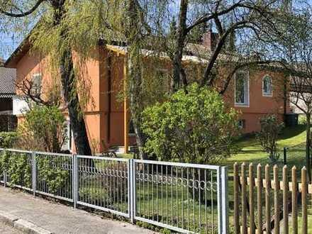 Murnau - großes Ein - Zweifamilienhaus in ruhiger und zentraler Lage