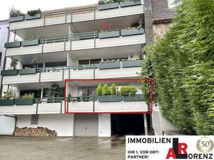 LORENZ-Angebot in Steele: Helle 2 1/2-R.-Balkon-W. - 3 1/2-R. möglich. Interessant zur Anlage!