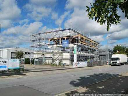 400 m² bis 500 m² Bürofläche (2.OG) in bester Gewerbelage Neu-Ulm.