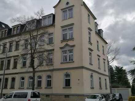Schöne helle 3-Raum-Wohnung mit Balkon in Dresden