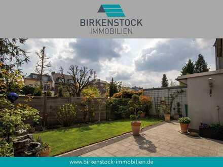 Gepflegtes Dreiparteienhaus in massiver Bauweise auf schönem Grundstück in Junkersdorf