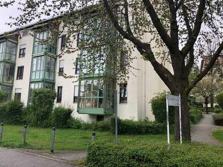 Gepflegte 2-Zimmer-Wohnung mit Einbauküche in Mering, Aichach-Friedberg (Kreis)