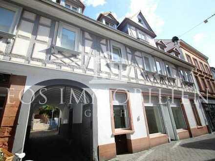 Laden,Praxis oder Bürofläche in der Fußgängerzone von Aschaffenburg!