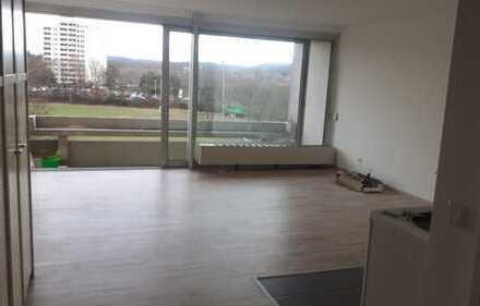 Exklusive, geräumige und neuwertige 1-Zimmer-Wohnung mit Balkon und EBK in Karlsruhe