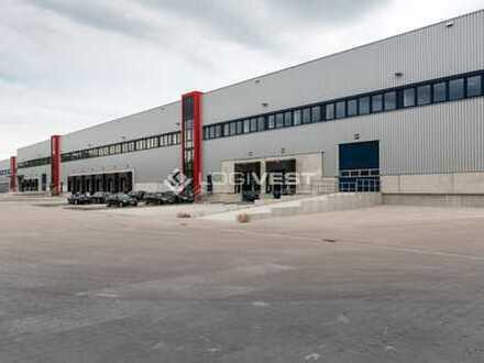 Provisionsfrei ! Logistik-und Lagerhalle in Großmehring nahe Ingolstadt