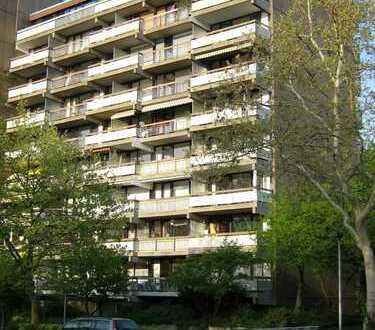 Single Appartment nahe Rheincenter (400m)