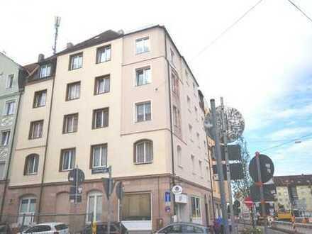 Helle 4-Zimmer-Wohnung mit Balkon