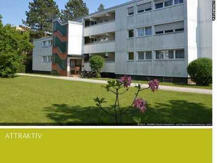 Kapitalanlage in Ottobrunn - gut geschnittene 2-Zimmer Wohnung mit schöner Loggia