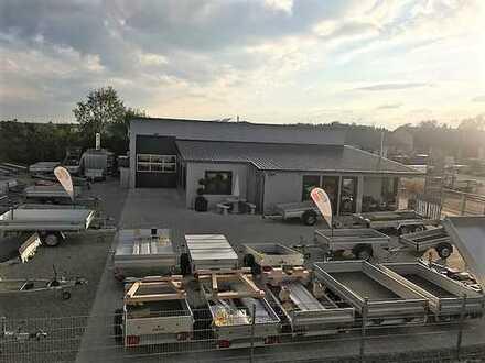 Gewerbehalle in Trossingen zu verkaufen!