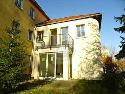 +++ Wohnen wie im eigenen Haus mit Terrasse+Garten+Balkon +++