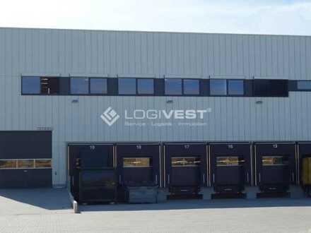Lager-/Produktionsflächen inkl. Büro ! Sofort verfügbar !