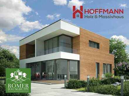 "neues Baugebiet: ""Römer""-EFH/DHH, KFW55 schlüsself., top Grundstück: Aktionspreis incl. PV-Anlage!!"