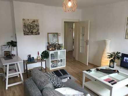 WG Wohnung zu vermieten! Sanierte 3-Zimmer-Wohnung mit Balkon und Einbauküche in Bamberg