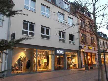 Für Kapitalanleger und/oder Selbstnutzer: 2 Läden im Herzen von Weinheim