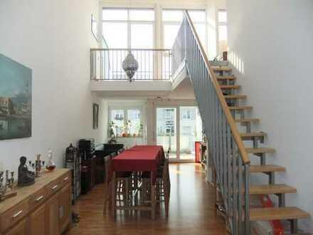 Gehoben ausgestattete 4-Zimmer-Maisonette-Wohnung in Ludwigsburg