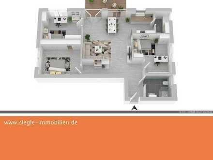 Neubau-Modern-Gehoben-Neu-4 ZI-ETW in Bad Rappenau-OT