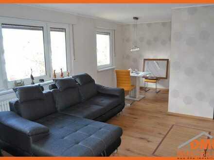 3 ZKB, Balkon, Abstellk. TL-Bad m Wanne, Gäste-WC, Garage