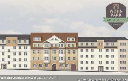 Sichern Sie sich Ihren Erstbezug - 3 Raum-Dachgeschosswohnung mit Aufzug, Terrasse und Tiefgarage