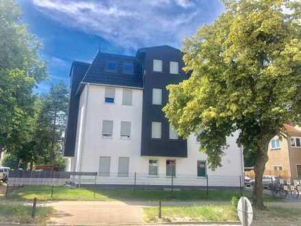 Bild_LEHNITZSEE-IMMOBILIEN: Erdgeschosswohnung mit Terrasse und Carport