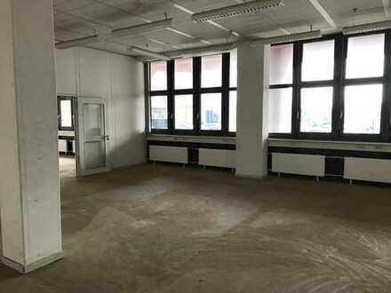 Produktions- oder Werkstattfläche, Atelier im Erdgeschoss mit möglichem Lager