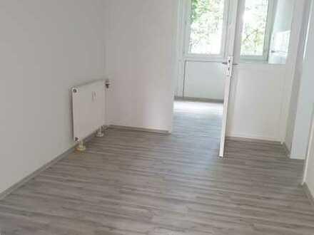 Erdgeschoss - renovierte 4-Raum-Wohnung in gefragter und familienfreundlicher Wohnanlage Ruhrhöhe