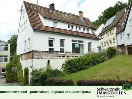 Wohnhaus mit Brandschaden in 72275 Alpirsbach