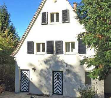 Etwas ganz Besonderes - Freistehendes Einfamilienhaus in gesuchter Lage Heidelberg-Handschuhsheim