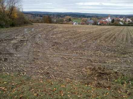 Grundstücke in Büttelbronn