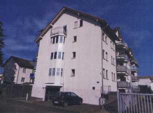 Modernisierte 1-Zimmer-Wohnung mit Balkon und EBK in Villingen-Schwenningen
