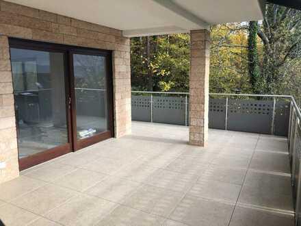 Geräumiges 1 Zi. Apartment mit großem Balkon - Erstbezug nach kompl. Sanierung