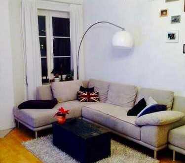 Super Zentral und ruhig 3-Zimmer-Wohnung mit Balkon und EBK in Obergiesing, München