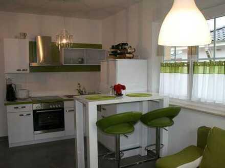 Wohnung mit grünem Innenhof in Mainz