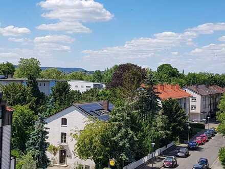 Schöne 4-Zimmer-Wohnung - hell - ruhig - zentral