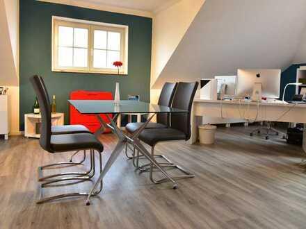 Modernes Büro/Atelier mit Top Verkehrsanbindung (Bus, Bahn, Autobahn, Bundesstraße)