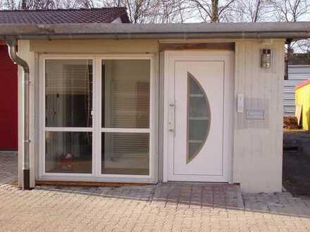 Sehr schöne Studio/Bungalow-Wohnung ca.42 qm inkl. Küche