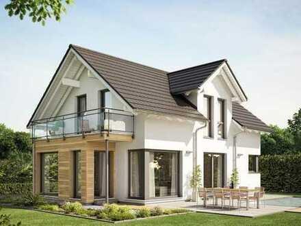 Modernes Satteldachhaus für eine Familie!