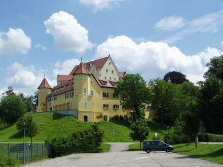 Großzügiges 1-Zimmer-Appartement im Schloss Erolzheim