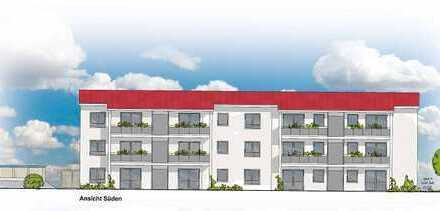 Neubau einer Wohnanlage mit 12 Wohneinheiten in zentraler Lage