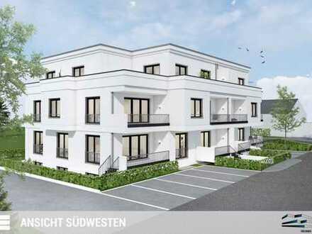 Schöne, geräumige 6-Zimmer Wohnung mit Süd-Balkon und ca. 100 qm Garten. (WHG. 1)